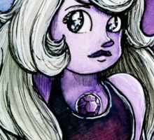 Amethyst (color) Sticker