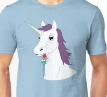 Dumb Unicorn  Unisex T-Shirt