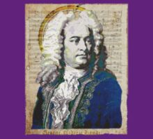 George Frideric Handel by codexNovus