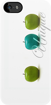 Unique Apple iPhone by Tiffany Muff