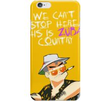 Pokemon-Fear and Loathing iPhone Case/Skin