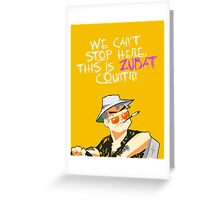 Pokemon-Fear and Loathing Greeting Card