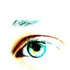 Eye Phone by Tiffany Muff