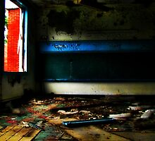 abandoned classroom by ShellyKay