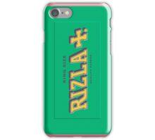 Rizla Green (King Size) iPhone Case/Skin