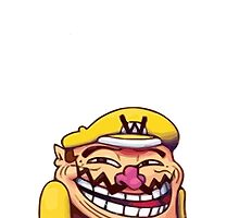 Wario Trollface by KillerBeeCan
