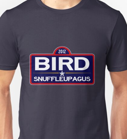 Bird Snuffy 2012 Unisex T-Shirt