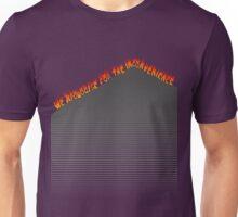God's final message Unisex T-Shirt