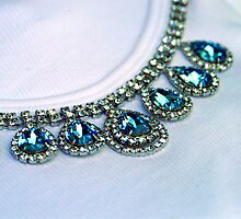 Blue Jewels and Diamonds by Tiffany Muff
