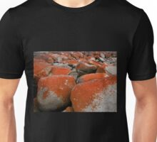 Colours and Shapes, Binalong Bay, Tasmania, Australia. Unisex T-Shirt