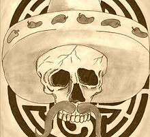 Day of the Dead by redqueenself