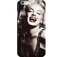 Vampire Monroe iPhone Case/Skin