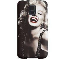 Vampire Monroe Samsung Galaxy Case/Skin