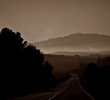 The Long and Winding Road... by Berns