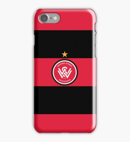 WSW Champions League Home iPhone Case/Skin