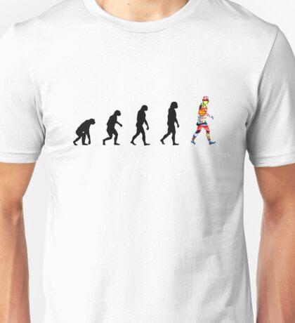 99 Steps of Progress - Identity Unisex T-Shirt