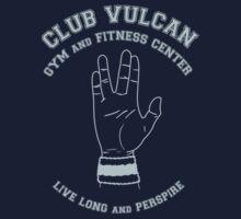 Club Vulcan One Piece - Long Sleeve