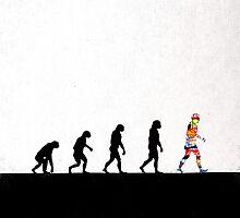 99 Steps of Progress - Identity by maentis
