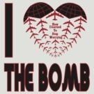 I love the bomb by piercek26