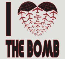 I love the bomb by piercek26