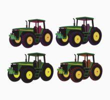 4 tractor fun by Tia Knight