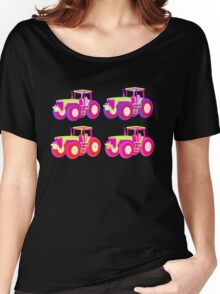 4 tractor fun Women's Relaxed Fit T-Shirt