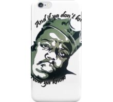 Juicy iPhone Case/Skin