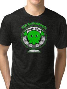 L'il Leviathan's Book Club Tri-blend T-Shirt