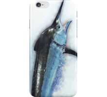 Giant Marlin iPhone & iPod Case iPhone Case/Skin