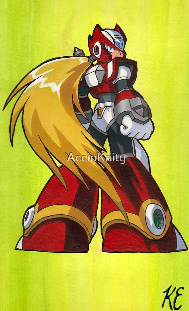 Mega Man Zero by AccioKaity