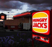 Fast Food by Andrew  Makowiecki