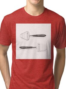 Cheese slicers Tri-blend T-Shirt