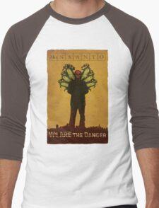 Breaking Monsanto Men's Baseball ¾ T-Shirt