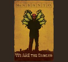 Breaking Monsanto Unisex T-Shirt