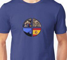 Cities of Spain Unisex T-Shirt