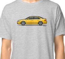 Audi A4 S4 Quattro B5 Type 8d Sedan Imola Yellow Classic T-Shirt