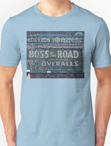 Ghost Sign: Boss of the Road, Sacramento T-Shirt