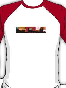 Spanish Skyline 2 T-Shirt
