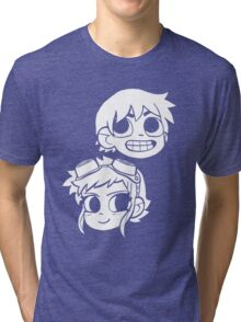 2-Up! Tri-blend T-Shirt