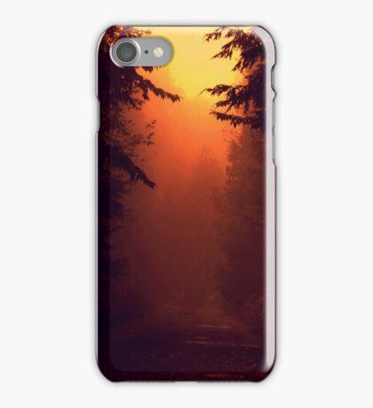 One Foggy Morning iPhone Case/Skin