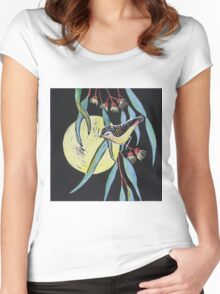Little Pardalote Women's Fitted Scoop T-Shirt
