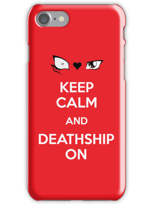 Deathshipping by AlyOhDesign