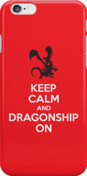 Dragonshipping by AlyOhDesign