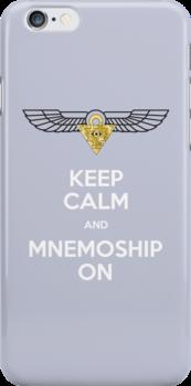 Mnemoshipping by AlyOhDesign