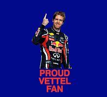 Proud Vettel Fan by brilliantbutton