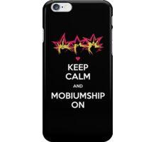 Mobiumshipping iPhone Case/Skin