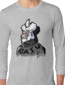 Mugato (Zoolander and Kirk's Worst Nightmare!) Long Sleeve T-Shirt