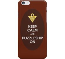 Puzzleshipping iPhone Case/Skin