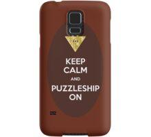 Puzzleshipping Samsung Galaxy Case/Skin