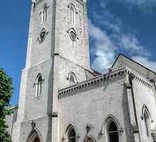Christ Church Anglican Cathedral in Downtown Nassau, The Bahamas by 242Digital